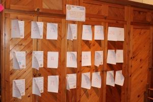 Advent Prayer Calendar at theJourney