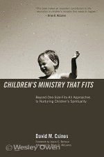 Children's ministry that fits